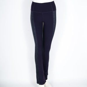 Lululemon Purple Barre Pulse Pants Leggings
